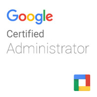Google Certified Administrator