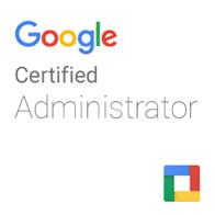 Google Certified Administrator