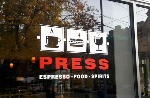 Press Bistro