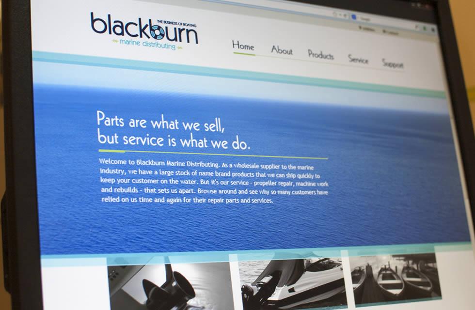 Blackburn Marine Distributing