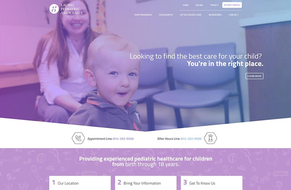 Laurel Pediatric Associates
