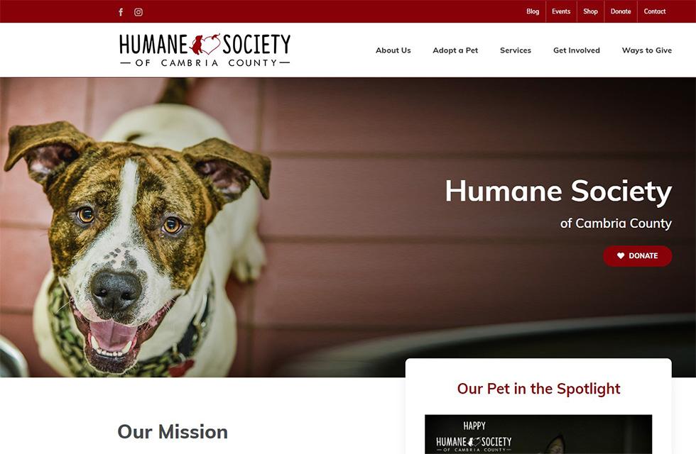 Humane Society of Cambria County