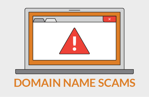 Domain name scams and how to avoid them