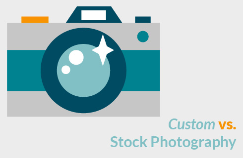 Engaging your audience with custom photography